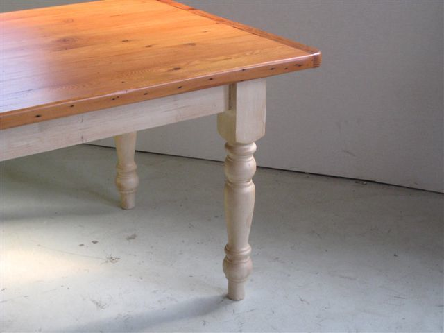 Dining table leg styles explained cab table leg vs for White turned leg dining table